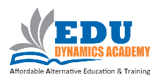 EDU Dynamics Academy Sticky Logo
